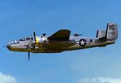 N3774 - Yankee Air Force North American B-25D Mitchell aircraft