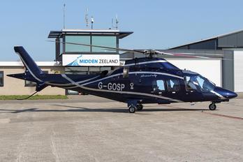 G-GOSP - Castle Air Charters Agusta Westland AW109 SP GrandNew