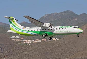 EC-NJK - Binter Canarias ATR 72 (all models)
