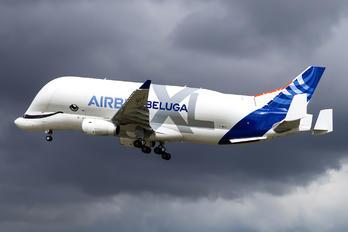 F-WBXL - Airbus Transport International Airbus A330-743L