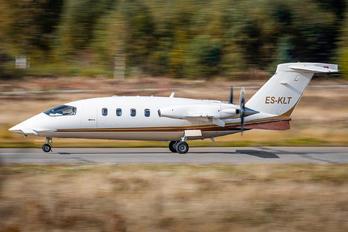 ES-KLT - Private Piaggio P.180 Avanti I & II