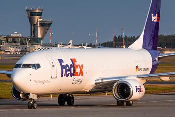 G-NPTD - West Atlantic Boeing 737-800