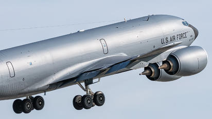 63-8018 - USA - Air Force Boeing KC-135R Stratotanker