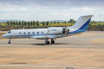 N77WL - Private Gulfstream Aerospace G-IV,  G-IV-SP, G-IV-X, G300, G350, G400, G450