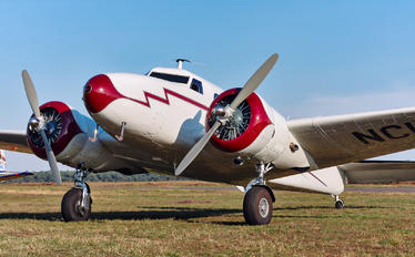 NC14999 - Private Lockheed 12 Electra Junior