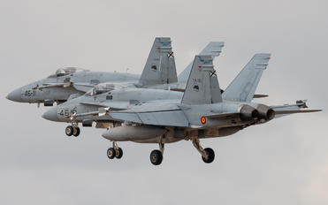 C.15-90 - Spain - Air Force McDonnell Douglas F/A-18A Hornet