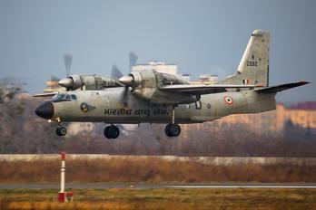 K2692 - India - Air Force Antonov An-32 (all models)