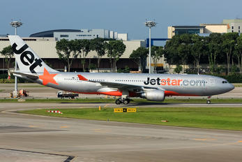 VH-EBB - Jetstar Airways Airbus A330-200