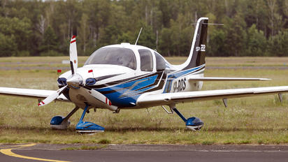 SP-ROS - Private Cirrus SR22