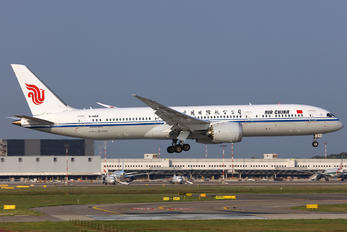 B-1468 - Air China Boeing 787-9 Dreamliner