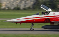 J-3088 - Switzerland - Air Force: Patrouille Suisse Northrop F-5E Tiger II aircraft