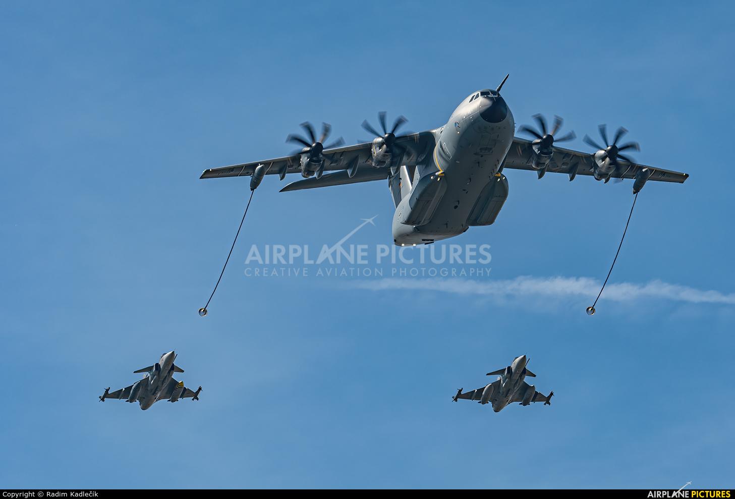 Germany - Air Force 54+31 aircraft at Ostrava Mošnov
