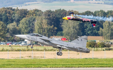 9235 - Czech - Air Force SAAB JAS 39C Gripen