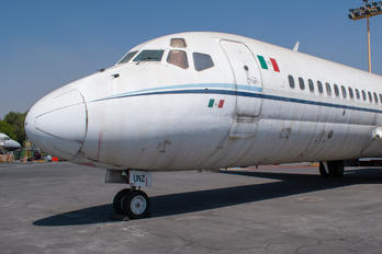 XA-UNZ - Mexico - Government Douglas DC-9