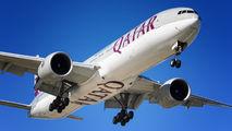 A7-BEK - Qatar Airways Boeing 777-300ER aircraft