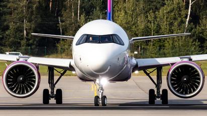 HA-LJC - Wizz Air Airbus A320 NEO
