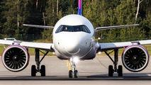 HA-LJC - Wizz Air Airbus A320 NEO aircraft