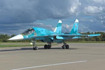 RF-95848 - Russia - Air Force Sukhoi Su-34