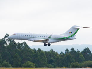 EC-LTF - Gestair Bombardier BD-700 Global 6000