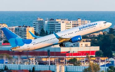 VP-BGQ - Pobeda Boeing 737-800