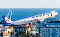 VP-BBH - Ural Airlines Airbus A321 aircraft