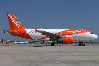 OE-LQE - easyJet Europe Airbus A319