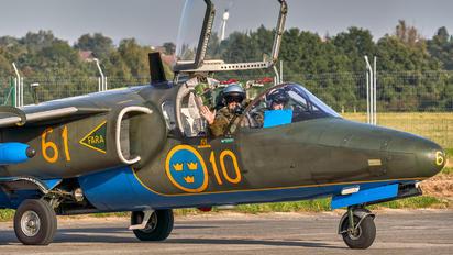 60061 - Sweden - Air Force SAAB SK 60