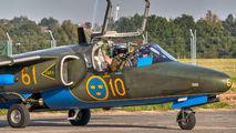 60061 - Sweden - Air Force SAAB SK 60 aircraft