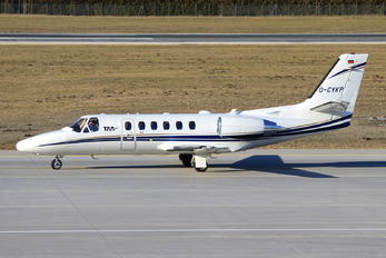 D-CYKP - Tyrol Air Ambulance Cessna 550 Citation II