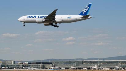 JA771F - ANA Cargo Boeing 777F