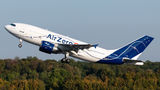 ZeroG Airbus A310 visited Paderborn