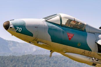 J-4070 - Switzerland - Air Force Hawker Hunter F.58