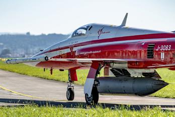 J-3083 - Switzerland - Air Force Northrop F-5E Tiger II