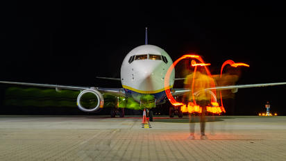 SP-RKS - Ryanair Boeing 737-800