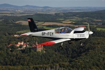 SP-FCY - Private Zlín Aircraft Z-142