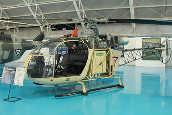 1102 - Mexico - Air Force Aerospatiale SA-318C Alouette II Astazou