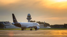 D-AINY - Lufthansa Airbus A320 NEO aircraft
