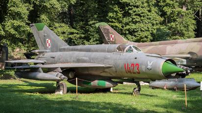 1423 - Poland - Air Force Mikoyan-Gurevich MiG-21R