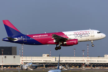 HA-LWQ - Wizz Air Airbus A320