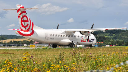 SP-LFA - LOT - Polish Airlines ATR 72 (all models)
