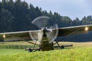 V-616 - Switzerland - Air Force Pilatus PC-6 Porter (all models) aircraft