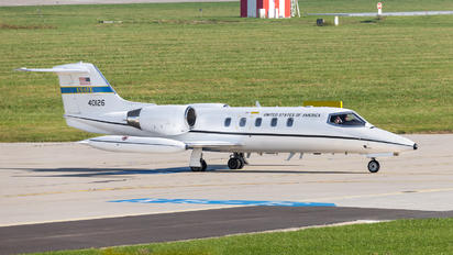 84-0126 - USA - Air Force Learjet 35