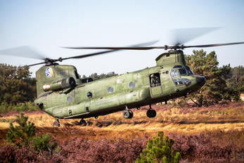 D-664 - Netherlands - Air Force Boeing CH-47D Chinook