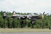 N3145X - Private Lockheed P-38J Lightning aircraft