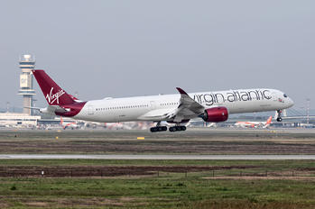 G-VPRD - Virgin Atlantic Airbus A350-1000