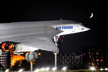 F-BVFF - Air France Aerospatiale-BAC Concorde