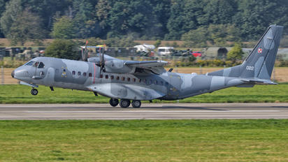 022 - Poland - Air Force Casa C-295M
