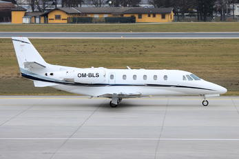 OM-BLS - Private Cessna 560XL Citation Excel