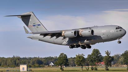 08-0003 - Strategic Airlift Capability NATO Boeing C-17A Globemaster III