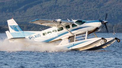 G-LAUD - Loch Lomond Seaplanes Cessna 208 Caravan
